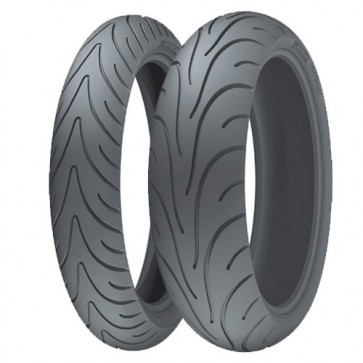 Combo - Pneus Michelin Road 2 - 120/70-17 + 180/55-17