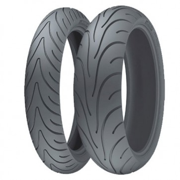 Pneus Michelin Road 2 - 120/70-17 + 190/50-17