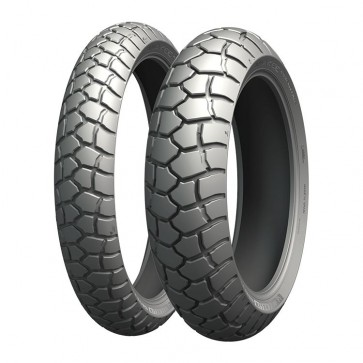 Combo - Pneus Michelin Anakee Adventure - 110/80-19 + 150/70-17