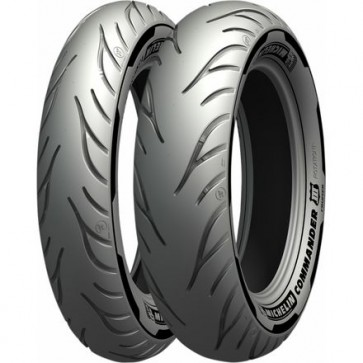 Combo - Pneus Michelin Commander 3 Cruiser - 140/75-17 + 200/55-17