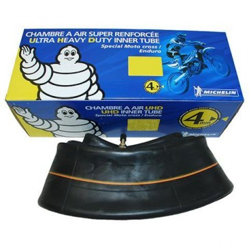 Câmara de Ar Michelin - Cross/Enduro 4mm - Aro 18 - mod. 18 Large