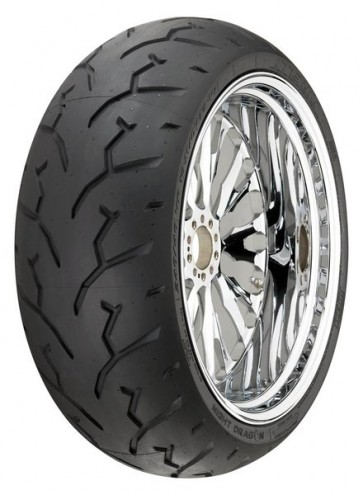 Pneu Pirelli Night Dragon - 180/70 B15 M/C 76H - TT/TL (TRASEIRO)