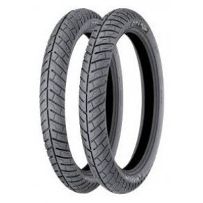 Combo - Pneus Michelin City Pro 80/100-18 + 100/80-18