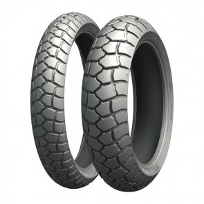 Combo - Pneus Michelin Anakee Adventure - 120/70-19 + 170/60-17