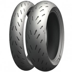 Combo - Pneus Michelin Power RS - 120/70-17 + 190/55-17